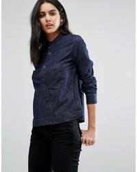 Camicia blu scuro di G Star