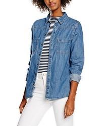 Camicia blu di New Look