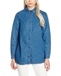 Camicia blu di WÅVEN