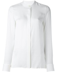 Camicia di seta bianca di MICHAEL Michael Kors