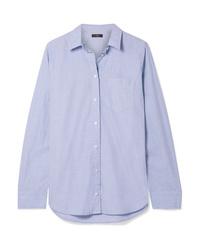 Camicia elegante azzurra di J.Crew