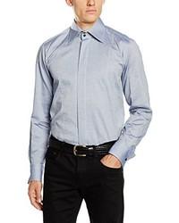 Camicia elegante azzurra di Karl Lagerfeld