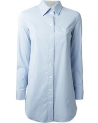 Camicia elegante azzurra di Michael Kors