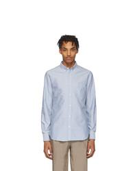 Camicia elegante azzurra di Officine Generale