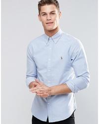 Camicia elegante azzurra di Polo Ralph Lauren