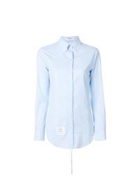 Camicia elegante azzurra di Thom Browne
