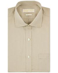 Camicia elegante beige