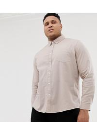 Camicia elegante beige di ASOS DESIGN