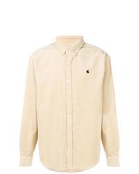 Camicia elegante beige di Carhartt Heritage