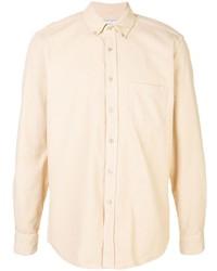 Camicia elegante beige di Portuguese Flannel
