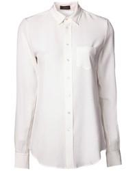 Camicia elegante bianca original 1278501