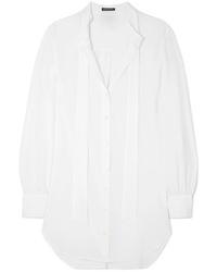 Camicia elegante bianca di Ann Demeulemeester