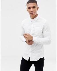 Camicia elegante bianca di Burton Menswear