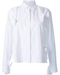 Camicia elegante bianca