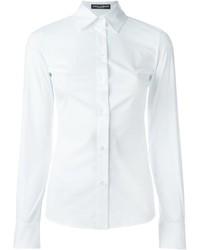 Camicia elegante bianca di Dolce & Gabbana