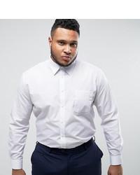Camicia elegante bianca di Duke