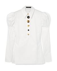 Camicia elegante bianca di Ellery