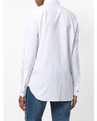 Camicia elegante bianca di Ermanno Scervino