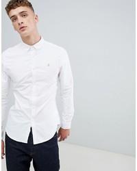 Camicia elegante bianca di Farah