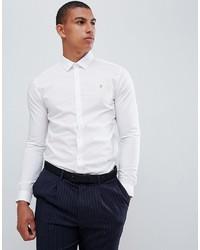 Camicia elegante bianca di Farah Smart