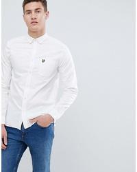 Camicia elegante bianca di Lyle & Scott