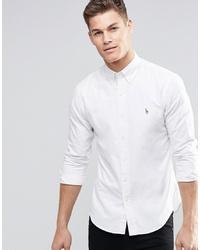 Camicia elegante bianca di Polo Ralph Lauren