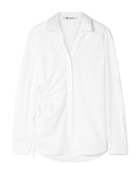 Camicia elegante bianca di T by Alexander Wang