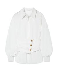 Camicia elegante bianca di Tibi