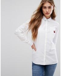 Camicia elegante bianca di Tommy Hilfiger