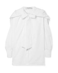 Camicia elegante bianca di Valentino