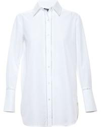 Camicia elegante bianca di Vince