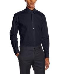 Camicia elegante blu scuro di Karl Lagerfeld