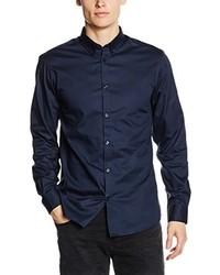 Camicia elegante blu scuro di Selected Homme
