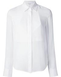 Camicia elegante di seta bianca di Alexander Wang