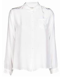 Camicia elegante di seta bianca di Levi's