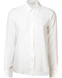Camicia elegante di seta bianca di Marc Jacobs