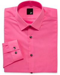 Camicia elegante fucsia