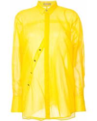 finest selection 1eedf 31544 Camicie eleganti gialle da donna su farfetch.com   Moda ...