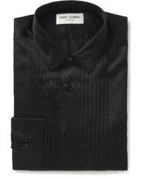 Camicia elegante nera