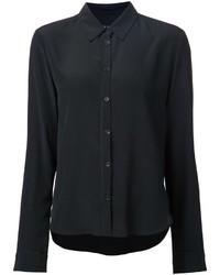 Camicia elegante nera di Rag and Bone