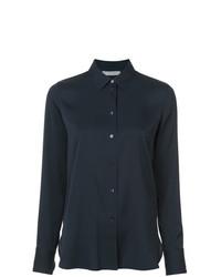 Camicia elegante nera di Vince