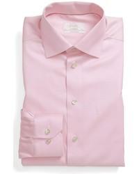 Camicia elegante rosa
