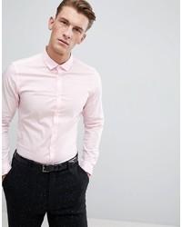 Camicia elegante rosa di ASOS DESIGN