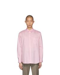 Camicia elegante rosa di Comme Des Garcons SHIRT