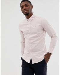 Camicia elegante rosa di Farah