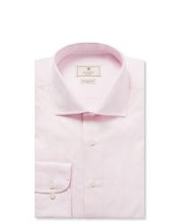 Camicia elegante rosa di Hackett