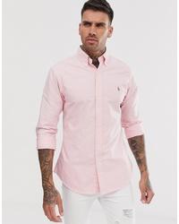 Camicia elegante rosa di Polo Ralph Lauren