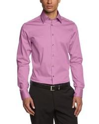 Camicia elegante rosa di Roy Robson
