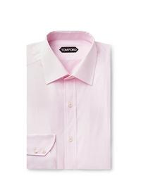 Camicia elegante rosa di Tom Ford
