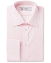 Camicia elegante rosa di Turnbull & Asser
